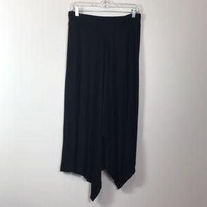 Michaael Michael Kors Asymetrical Hem Knit Skirt M